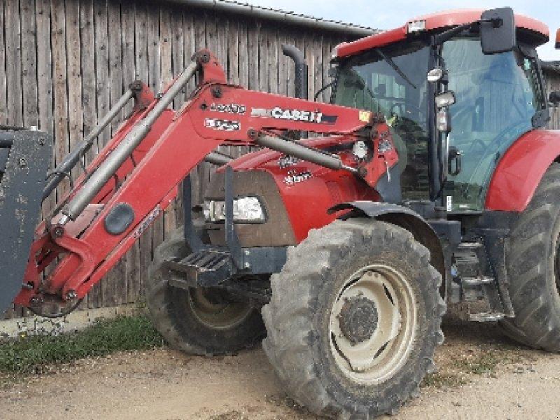 Traktor des Typs Case IH MAXXUM CVX 120, Gebrauchtmaschine in HERIC (Bild 1)