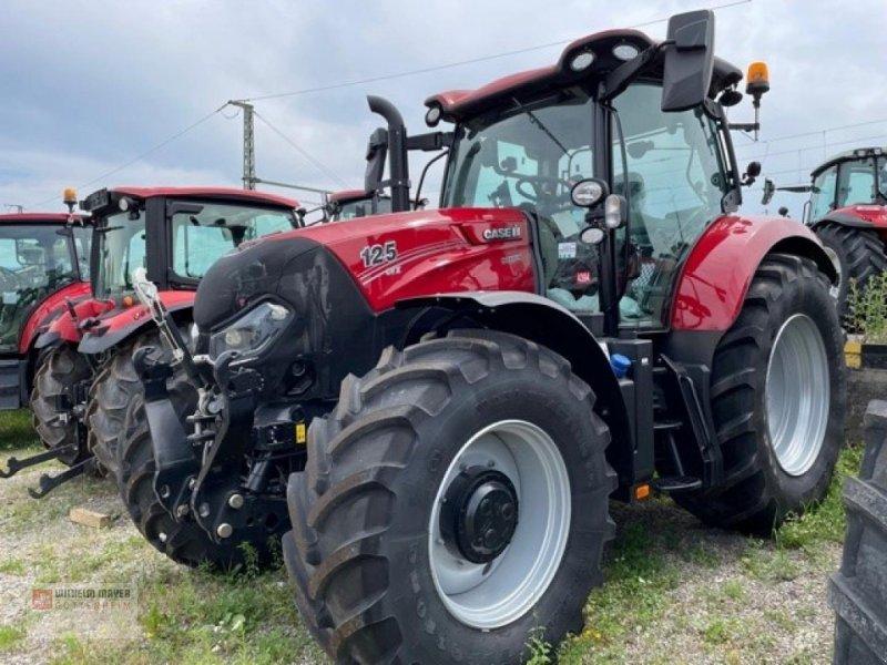 Traktor des Typs Case IH MAXXUM CVX 125, Neumaschine in Gottenheim (Bild 1)