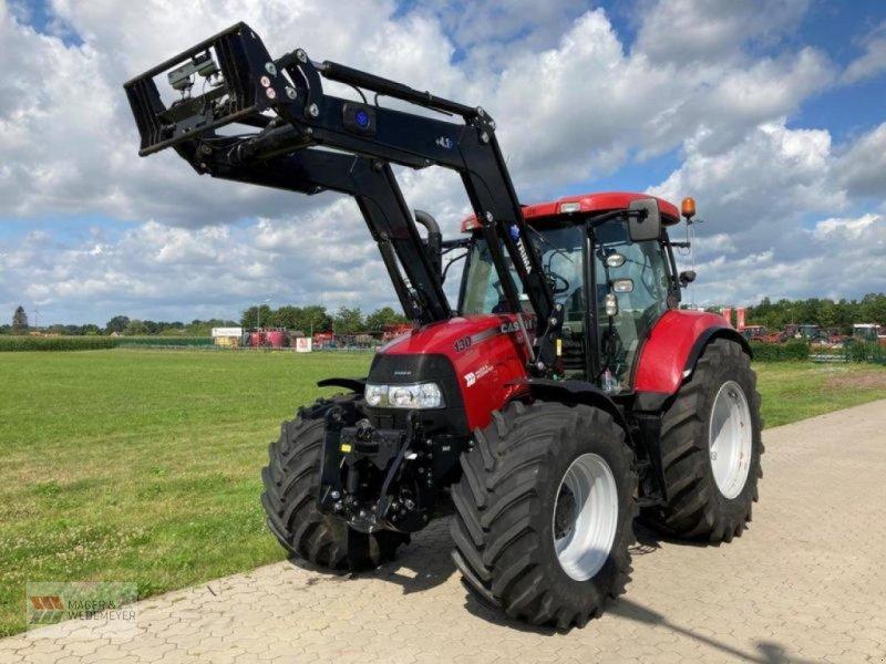 Traktor des Typs Case IH MAXXUM CVX 130 MIT TRIMA LADER, Gebrauchtmaschine in Oyten (Bild 1)