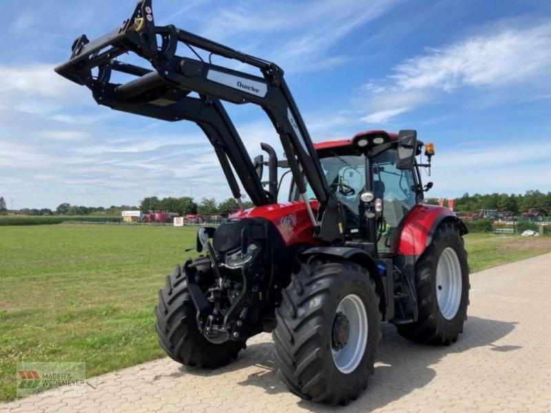 Traktor типа Case IH MAXXUM CVX 145 MIT QUICKE Q5M, Gebrauchtmaschine в Oyten (Фотография 1)