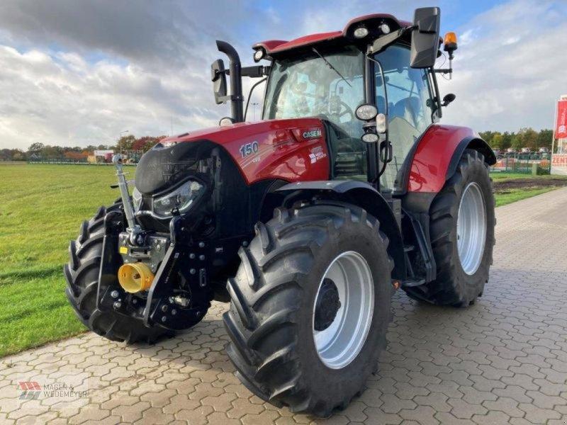 Traktor tip Case IH MAXXUM CVX 150 MIT FRONTZAPFWELLE, Gebrauchtmaschine in Oyten (Poză 1)