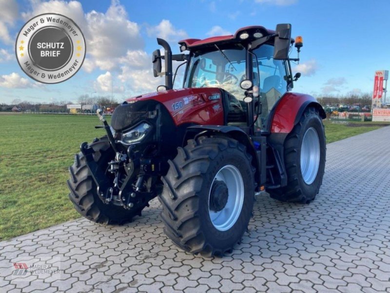 Traktor des Typs Case IH MAXXUM CVX 150, Gebrauchtmaschine in Oyten (Bild 1)