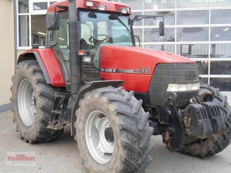 Traktor des Typs Case IH Maxxum MX 135, Gebrauchtmaschine in Holzhausen (Bild 1)