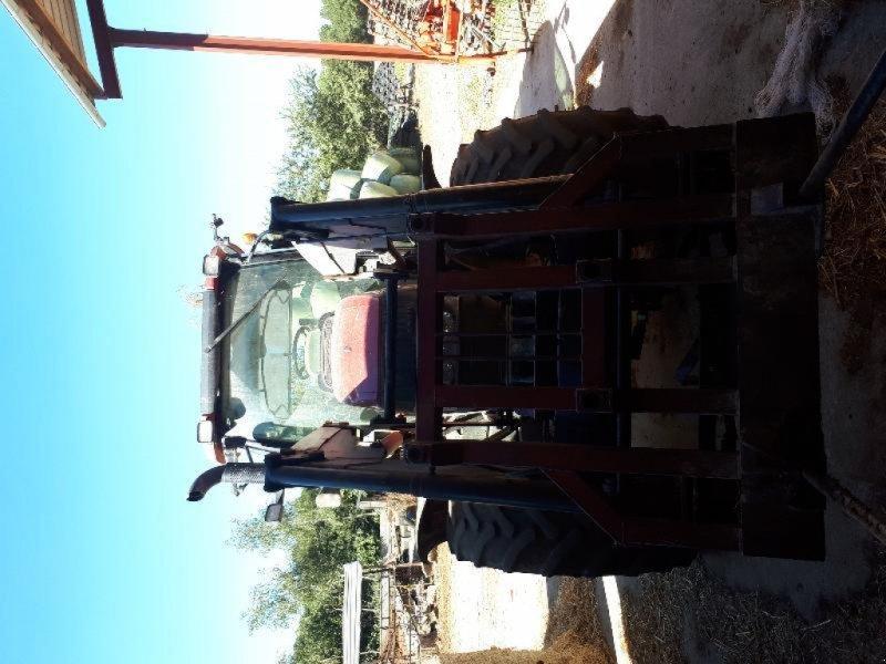 Traktor des Typs Case IH MAXXUM110EP, Gebrauchtmaschine in SEICHES SUR LE LOIR (Bild 1)