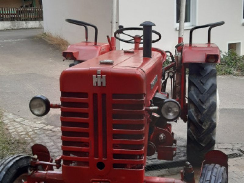 Traktor des Typs Case IH McCormick D 436, Gebrauchtmaschine in Hohengehren (Bild 1)