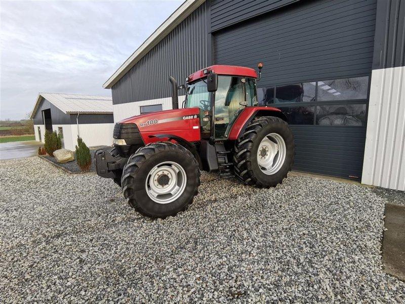 Traktor des Typs Case IH MX 100, Gebrauchtmaschine in Thorsø (Bild 1)