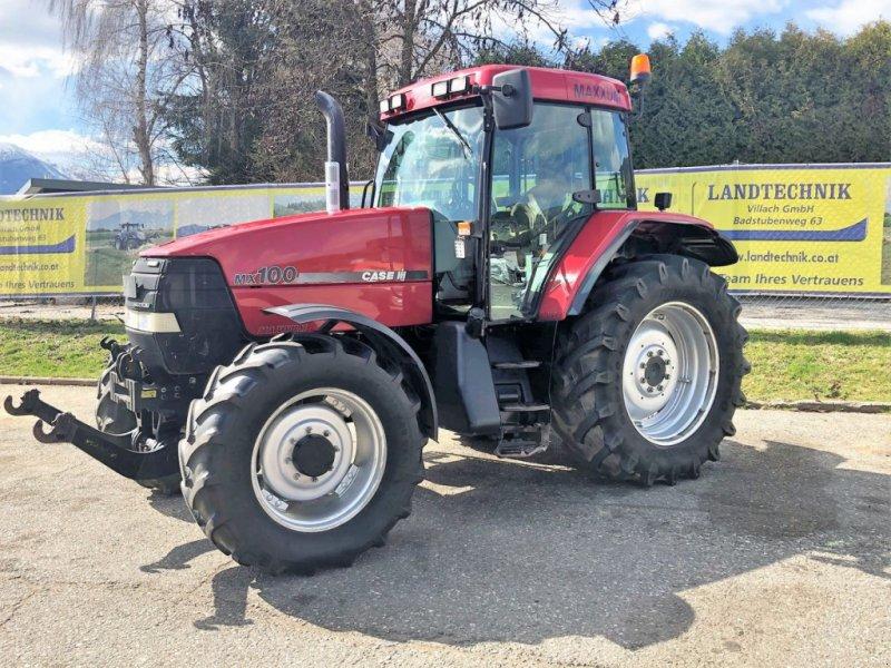 Traktor des Typs Case IH MX 100, Gebrauchtmaschine in Villach (Bild 1)