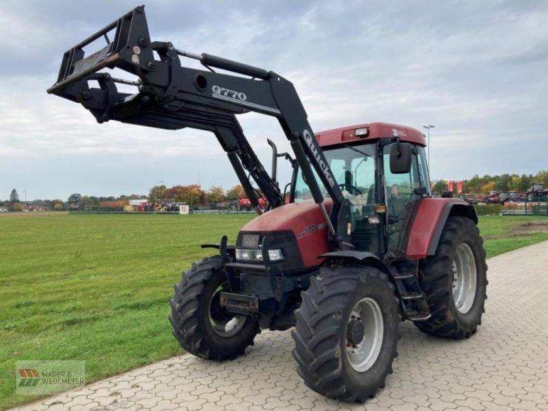 Traktor des Typs Case IH MX 100C MIT QUICKE Q770, Gebrauchtmaschine in Oyten (Bild 1)