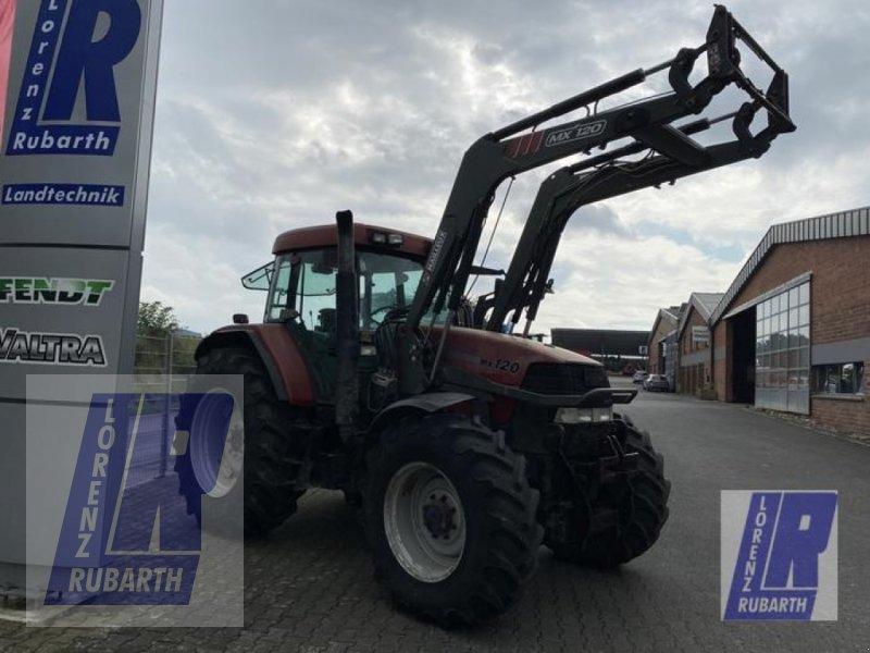 Traktor typu Case IH MX 120 MAXXUM, Gebrauchtmaschine w Anröchte-Altengeseke (Zdjęcie 1)
