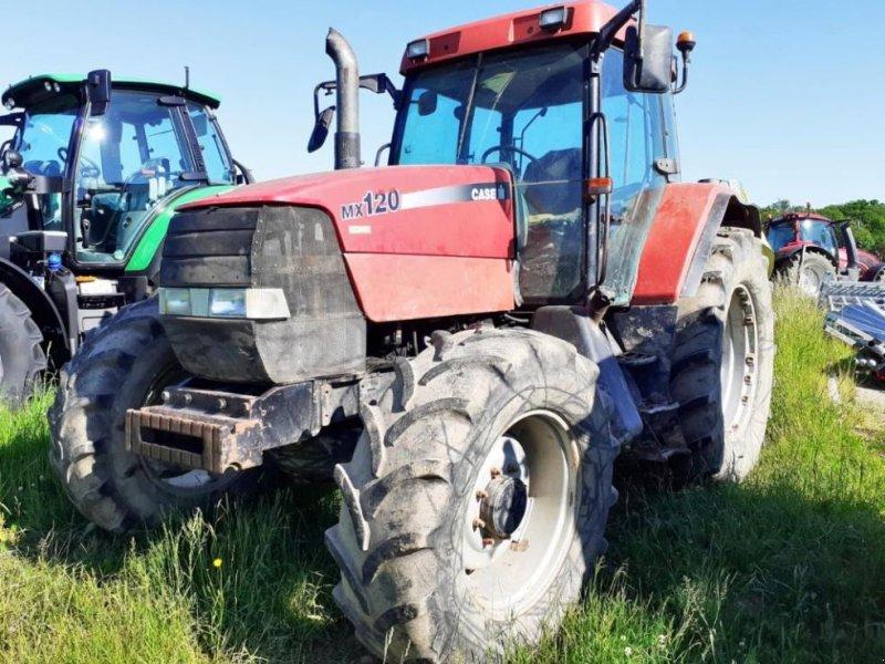 Traktor типа Case IH MX 120, Gebrauchtmaschine в SAINT LOUP (Фотография 1)