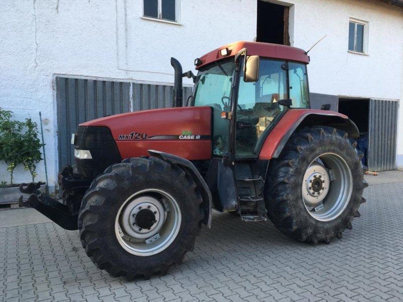 Traktor a típus Case IH MX 120, Gebrauchtmaschine ekkor: Straubing (Kép 1)
