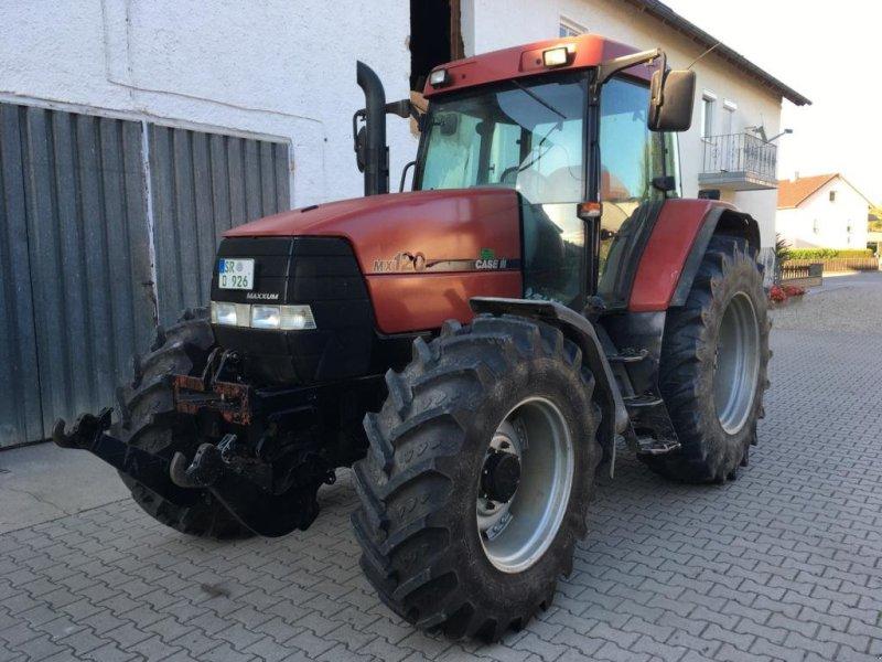Traktor a típus Case IH MX 120, Gebrauchtmaschine ekkor: Straubing (Kép 2)