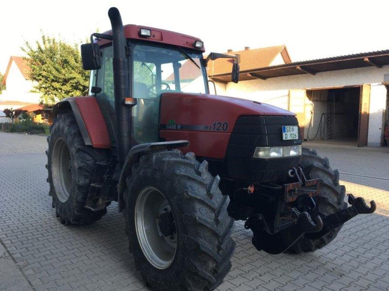 Traktor a típus Case IH MX 120, Gebrauchtmaschine ekkor: Straubing (Kép 3)