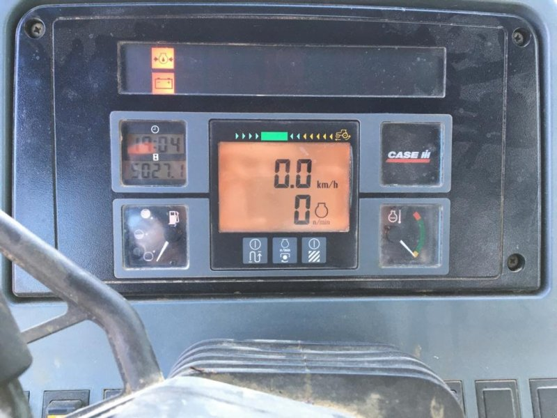 Traktor a típus Case IH MX 120, Gebrauchtmaschine ekkor: Straubing (Kép 11)