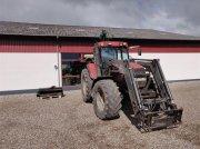 Case IH MX 135 MED QUICKE Q980 FRONTLÆSSER & SPAREHEAD TWIGA 7000 T KLIPPEAR Traktor