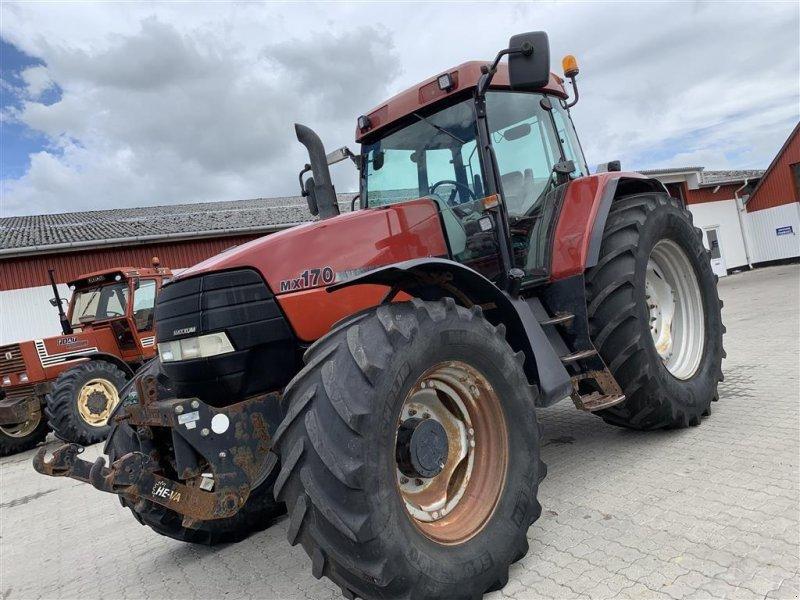 Traktor типа Case IH MX 170, Gebrauchtmaschine в Aalestrup (Фотография 1)