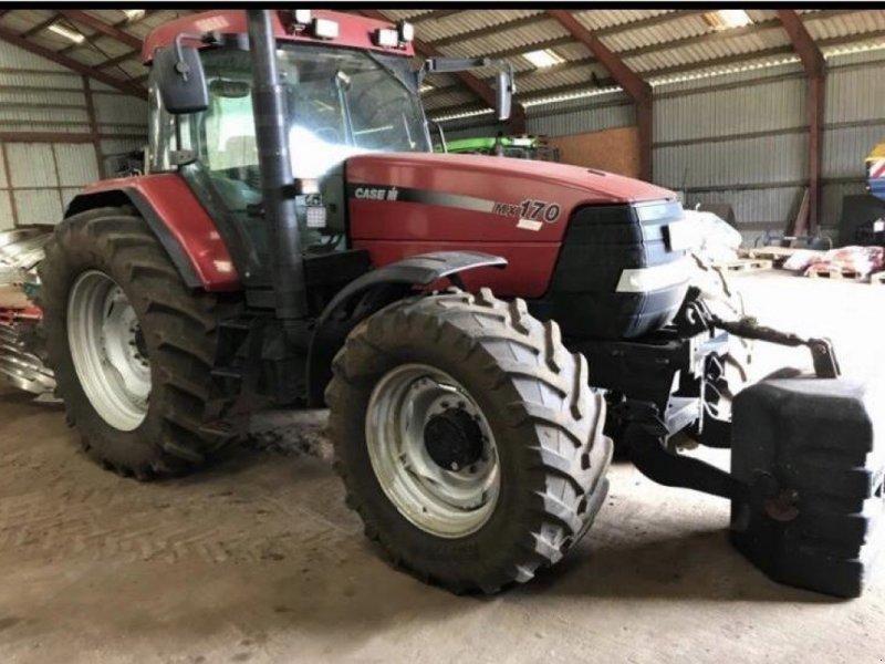 Traktor типа Case IH MX 170, Gebrauchtmaschine в Großenaspe (Фотография 1)