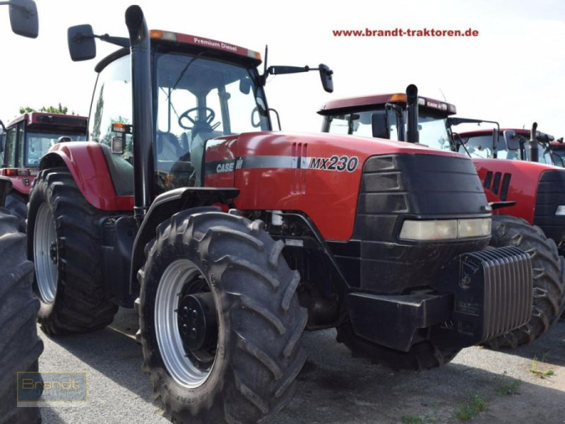 Traktor типа Case IH MX 230 Magnum, Gebrauchtmaschine в Bremen (Фотография 1)
