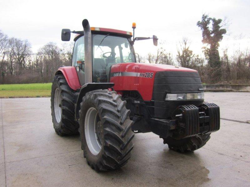 Traktor des Typs Case IH MX 285 Magnum Komfort, Gebrauchtmaschine in Harmannsdorf-Rückersdorf (Bild 1)