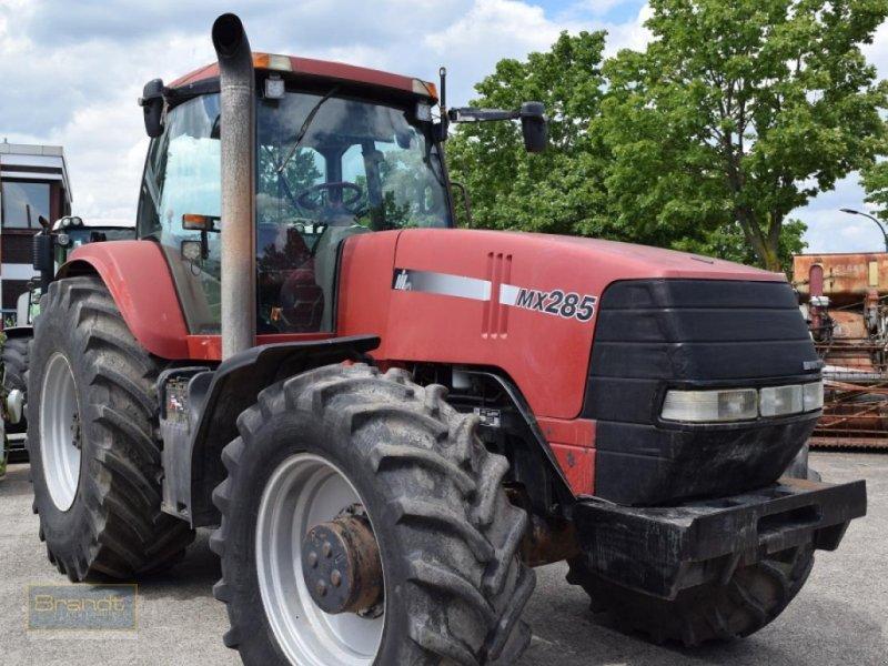 Traktor des Typs Case IH MX 285 Magnum, Gebrauchtmaschine in Bremen (Bild 1)