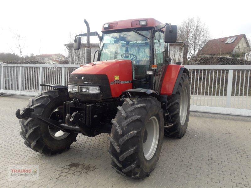 Traktor of the type Case IH MX100 C, Gebrauchtmaschine in Mainburg/Wambach (Picture 1)