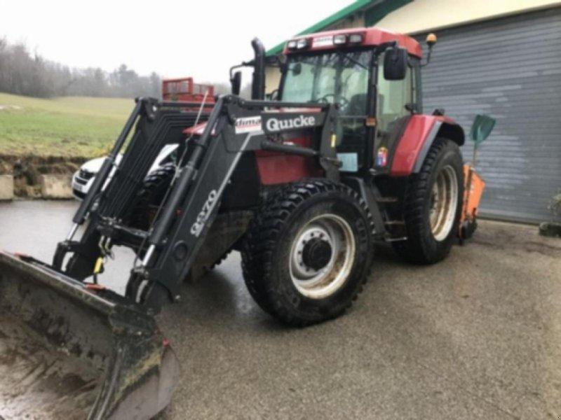 Traktor типа Case IH mx120, Gebrauchtmaschine в ST JEAN DE GONVILLE (Фотография 1)