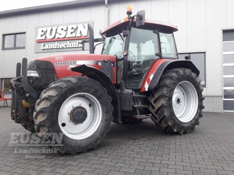 Traktor des Typs Case IH MXM 120 Pro, Gebrauchtmaschine in Straelen (Bild 1)