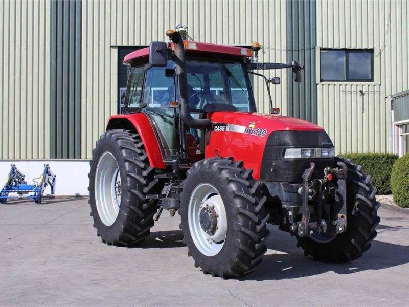 Traktor des Typs Case IH MXM 130, Gebrauchtmaschine in Bant (Bild 1)