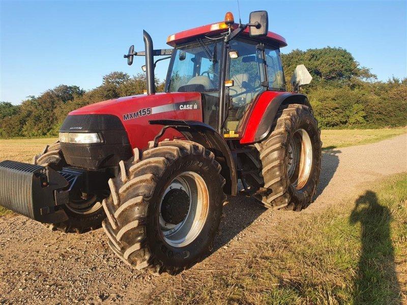 Traktor tip Case IH MXM 155 Comfortline RC Fuld affjederet førehus og foraksel, Gebrauchtmaschine in Skive (Poză 1)