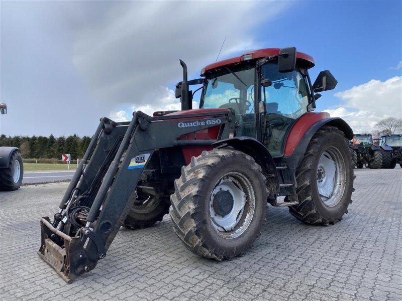 Traktor типа Case IH MXU 110 MED FRONTLÆSSER!, Gebrauchtmaschine в Aalestrup (Фотография 1)