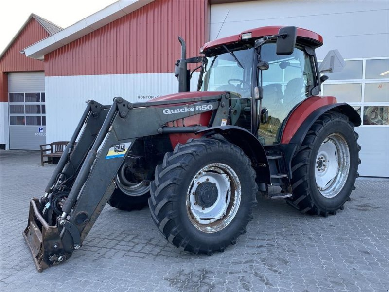 Traktor a típus Case IH MXU 110 MED FRONTLÆSSER!, Gebrauchtmaschine ekkor: Aalestrup (Kép 1)
