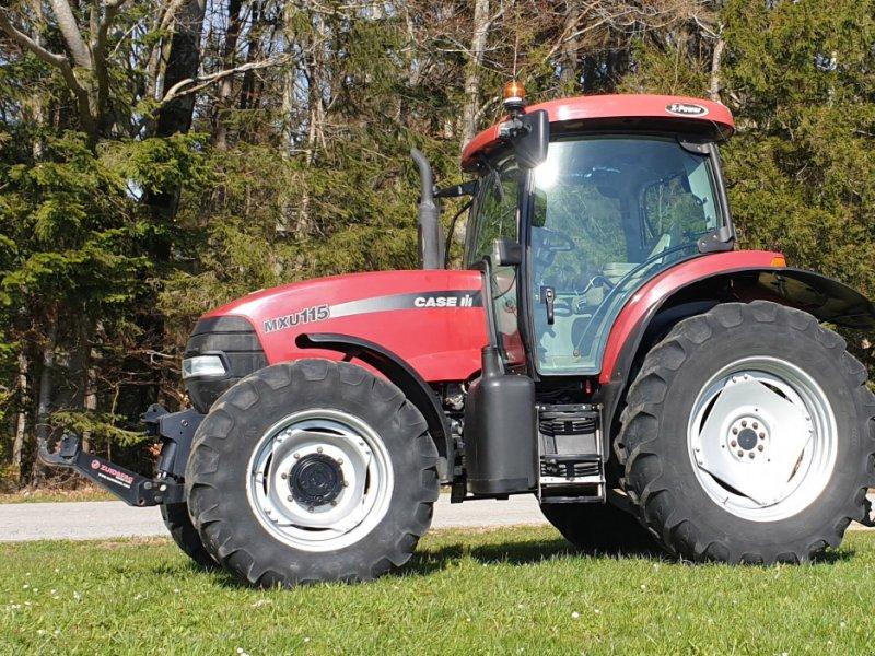 Traktor tip Case IH MXU 115 X-Line, Gebrauchtmaschine in Neureichenau (Poză 1)