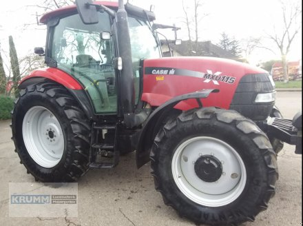 Traktor типа Case IH MXU 115, Gebrauchtmaschine в Malterdingen (Фотография 2)
