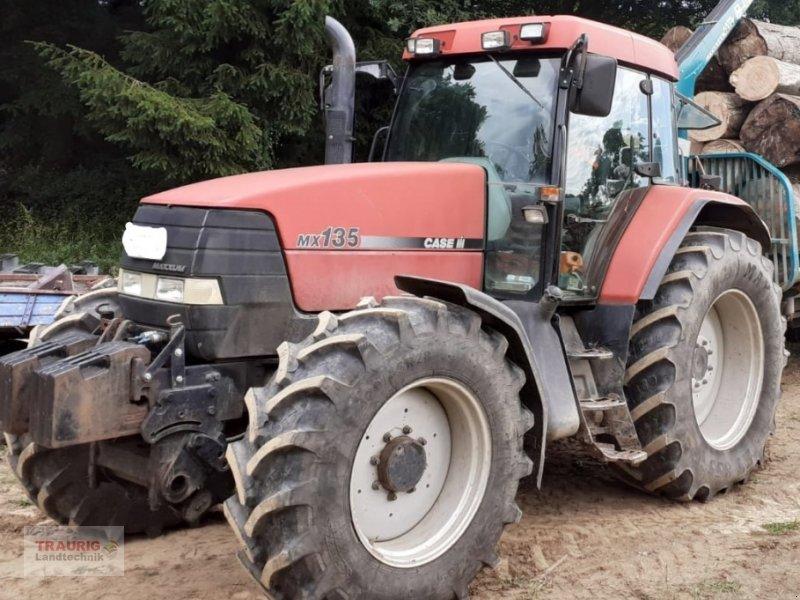 Traktor des Typs Case IH MXU 135 A, Gebrauchtmaschine in Mainburg/Wambach (Bild 1)