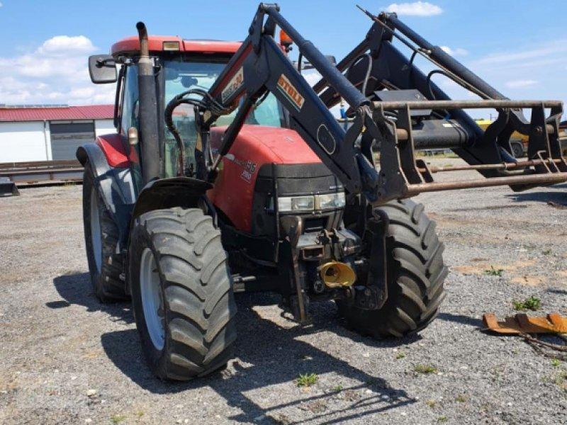 Traktor des Typs Case IH MXU 135, Gebrauchtmaschine in Prenzlau (Bild 1)