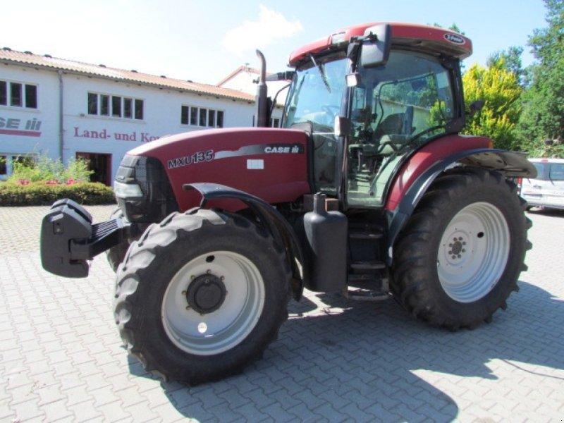 Traktor des Typs Case IH MXU 135, Gebrauchtmaschine in Meerane (Bild 1)
