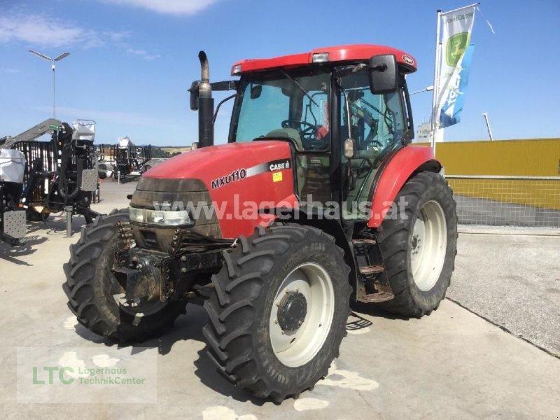 Traktor des Typs Case IH MXU110, Gebrauchtmaschine in Zwettl (Bild 1)