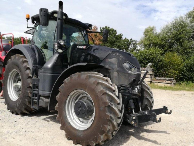 Traktor des Typs Case IH OPTUM 270 CVX BLACK, Gebrauchtmaschine in Vehlow (Bild 1)