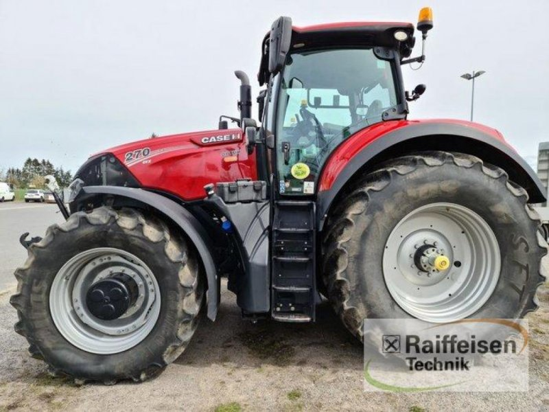Traktor des Typs Case IH Optum 270 CVX, Gebrauchtmaschine in Kruckow (Bild 5)