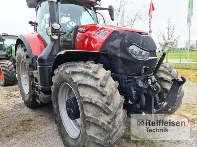 Traktor des Typs Case IH Optum 270 CVX, Gebrauchtmaschine in Kruckow (Bild 10)