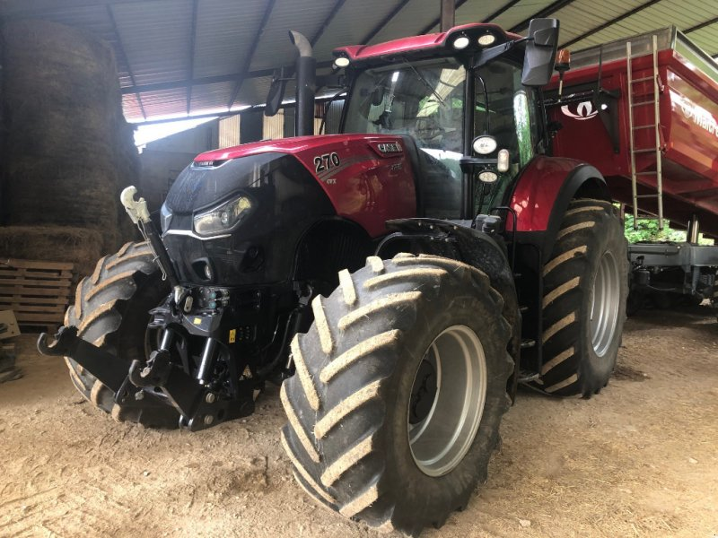 Traktor typu Case IH OPTUM 270 CVX, Gebrauchtmaschine w Channes (Zdjęcie 1)