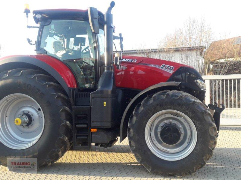Traktor des Typs Case IH OPTUM 270 CVX, Gebrauchtmaschine in Mainburg/Wambach (Bild 1)