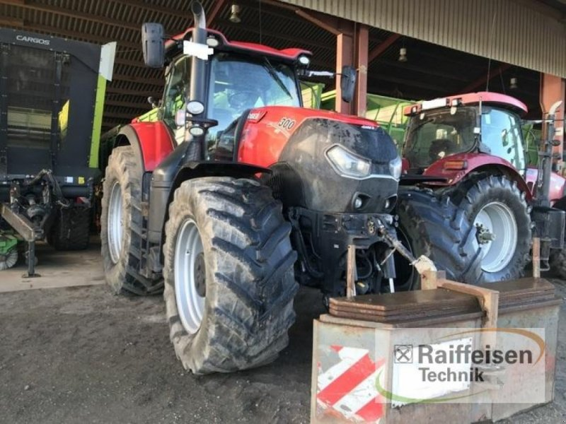 Traktor des Typs Case IH Optum 300 CVX, Gebrauchtmaschine in Süderlügum (Bild 1)