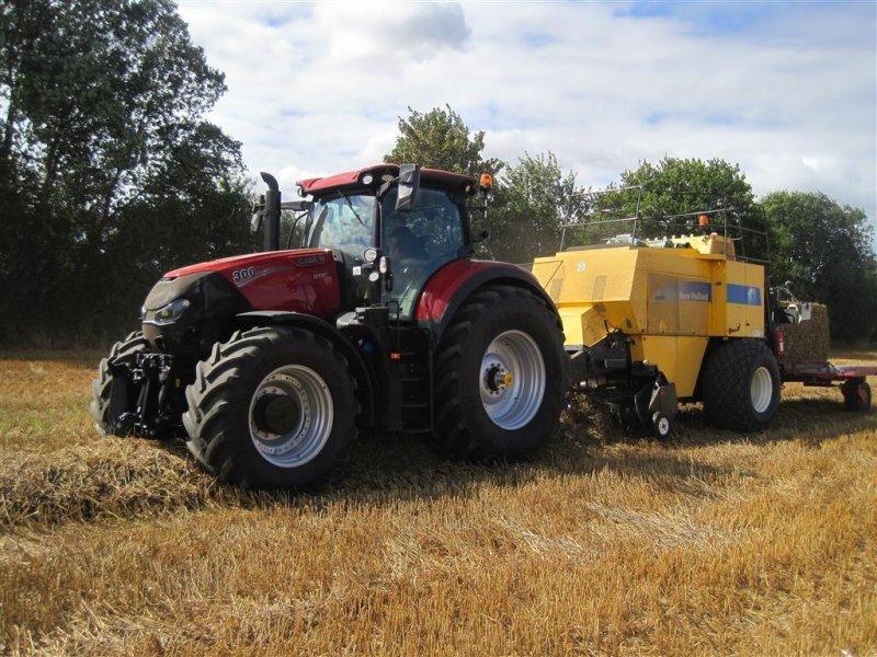 Traktor des Typs Case IH Optum 300 CVX, Gebrauchtmaschine in Aabenraa (Bild 1)