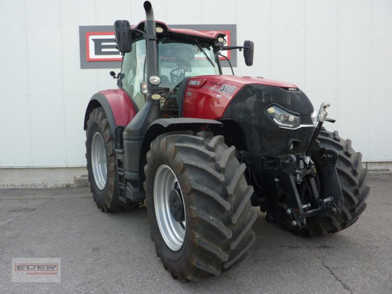 Traktor типа Case IH Optum 300 CVX, Gebrauchtmaschine в Tuntenhausen (Фотография 2)