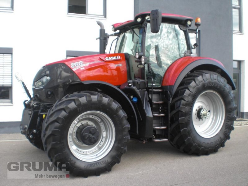 Traktor typu Case IH Optum 300 CVX, Gebrauchtmaschine v Friedberg-Derching (Obrázok 1)