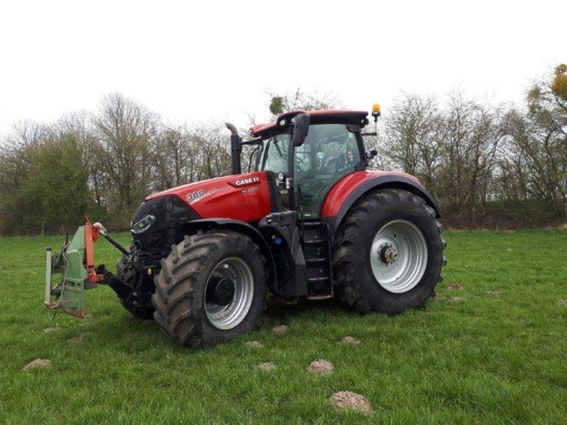 Traktor des Typs Case IH OPTUM 300 CVX, Gebrauchtmaschine in Vehlow (Bild 1)