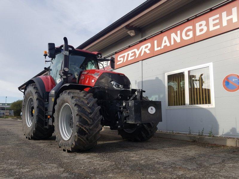 Traktor des Typs Case IH Optum 300 CVX, Gebrauchtmaschine in Klempau (Bild 1)
