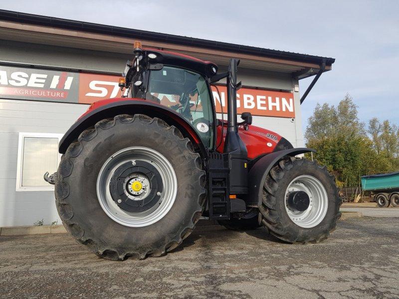 Traktor des Typs Case IH Optum 300 CVX, Gebrauchtmaschine in Klempau (Bild 3)