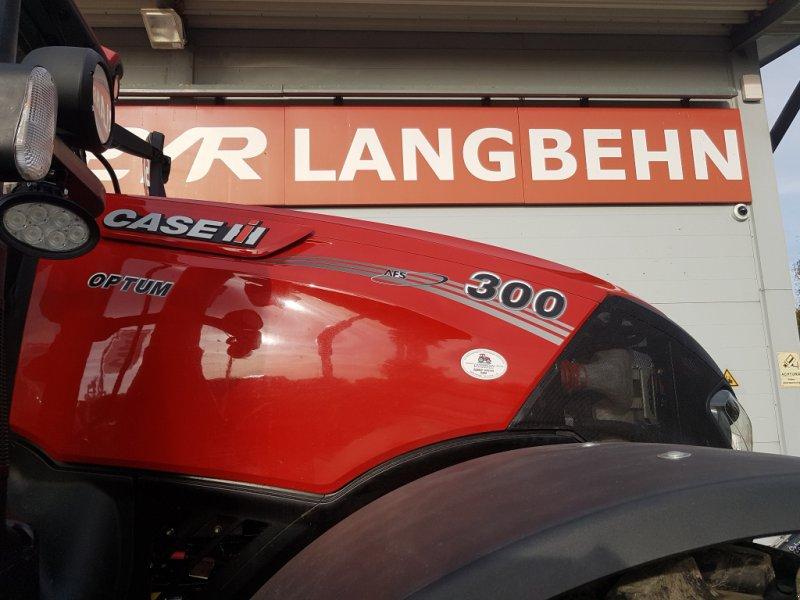 Traktor des Typs Case IH Optum 300 CVX, Gebrauchtmaschine in Klempau (Bild 6)